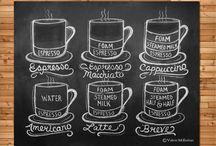 caffeinated / Coffee!!!