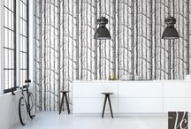 """""""Loft Room"""" Wall Covering Collection"""