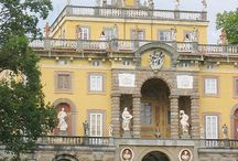 Historical Interiors-Exteriors
