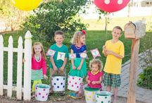 Easter Egg Hunt Party / by Clare Marks