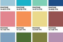 spring 2015 pantone colors / Spring arrives in a profusion of color and life: budding trees, verdant fields, and bright blue skies. Celebrate spring with works of art in the vibrant colors of the season. / by Artful Home