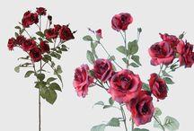 Цветы искусственные. Artificial flowers. / Искусственные цветы - Сирень, подсолнухи, розы, орхидеи, тюльпаны, гвоздики, пионы искусственные в ассортименте