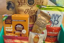 Food Monthly boxes