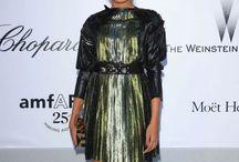 Le style du tapis rouge / Les plus belles robes portées par les célébrités sur les tapis rouges des plus grands événements.