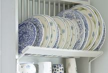Household-Projects-DIY Plate Rack