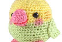 Easter - Crochetrelated / Crochetwork and patterns I've found online. #Easter #Crochet #Season