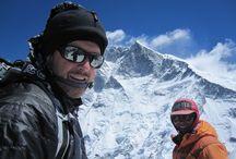 Himalayas / Hiking and climbing - Everest BC and Island Peak