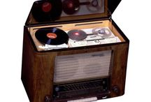 Radio&giradischi Vintage