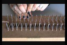 Video Tutorial Bufanda (Scarf Tutorial) / Tutorial de una Bufanda de lana