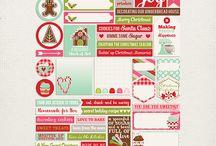 TRD | Printable Sticker Sheets