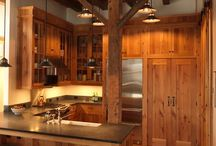 Kitchen design / by Kitchen Shaman