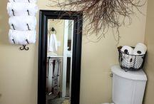 Rooms: bathroom & Laundry