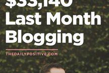 { BLOGGING } / Blogging tips, tricks, and advice