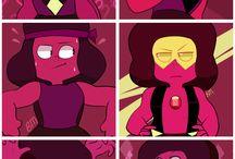 Rubies Steven Universe