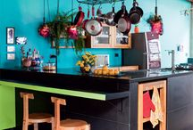 Cozinha mágica