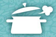 Recept: kakor / Till Elias student?