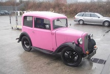 e.l.f cosmetics Supports 'Pinky' the car for Macmillan Cancer Support! / by e.l.f. Cosmetics