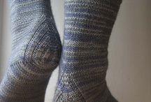 Knitting - socks, gloves, mittens