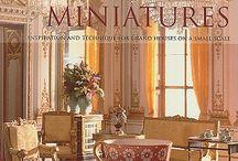 Maisons et miniatures