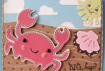 cute cards critter