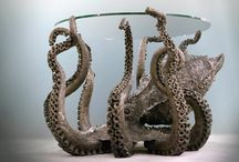 OCToPus / These are just kraken designs...