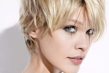 Hair extenison and beautiful colors! / I'm a hair artist and love all these styles  and colors! Stylin' Edge Salon