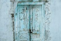 Exquisite Doors and Windows / Beautiful or unusual doors and windows.