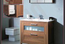 Aries Bathroom Furniture