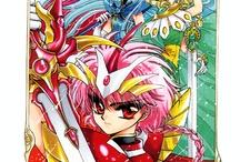魔法騎士レイアース / Shidou Hikaru é uma japonesa comum, mas que foi escolhida pela princesa de um reino mágico para se tornar uma guerreira mágica, junto a duas desconhecidas!! Como as três guerreiras vão lidar com a surpresa de de repente aparecer em um mundo totalmente dirente de Tokyo, e ter que controlar poderes???♡