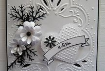 Card White ( + White w/ hint of color) / by Miriam Kercado