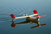 Seaplane Pelican / My pact RC project