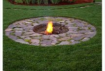 fire pit and more / by Mindy Barlow