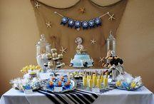 Plan my baby birthday party