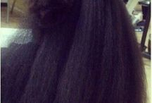 Hair / Hair, Shrinkage