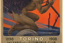 Illustratori-Ballerio Osvaldo / Galleria di Manifesti