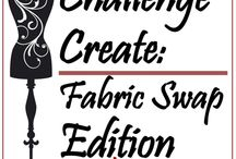 Challenge Create: Fabric Swap Edition