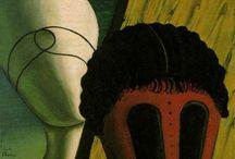 Giorgio De Chirico / As Máscaras