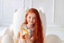Красивые дети / Превосходные профессиональные и любительские фотографии детей