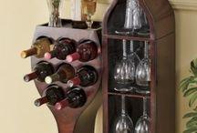 Wine Themed Kitchen