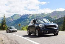 With 4 doors and available ALL4 all-wheel drive, the #MINI #Countryman is equipped for tackling any adventure. - photo from miniusa