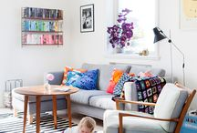 Reading Room / by Chloe Dunne Design
