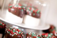 Christmas Food & Drink / Recipes for Christmas food and drink, it's time to indulge!