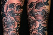 Black and Grey / by Tattoofest