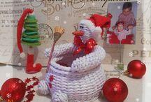 *V22. KOŠ. - vánoční dekorace