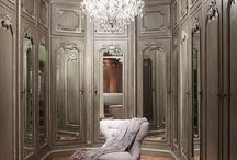 Luxorious wardrobes