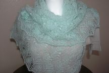 Scarves & Wraps / knit and crochet