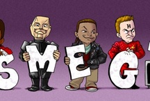 Red Dwarf / One of the Greatest Sci-Fi Shows of all time.. Be sure to watch Red Dwarf X on Dave -- Coming Soon! / by Kevin Mitnik