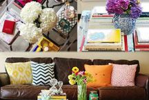 apartment inspiration / by Stacy Mammen