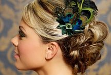 Bridal Hair Pieces / by Jewels Eyerman