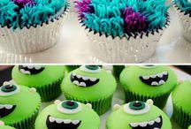 Cupcakes / SCHOOL